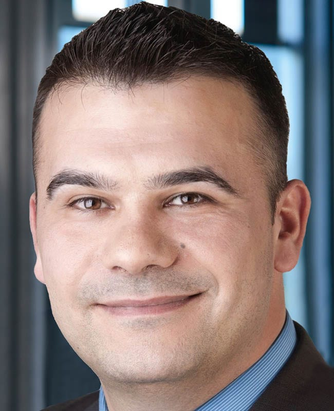 Portraitfoto von Martin Schubert, Leiter Vermietung Region Ost, HIH Real Estate