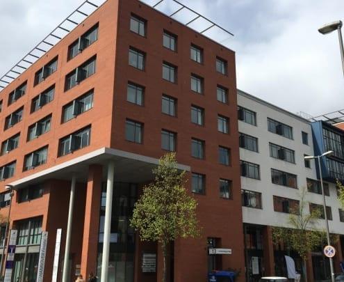HIH Real Estate, HIH Vermietung, Pelikanviertel, Hannover