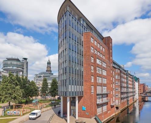 HIH Real Estate, HIH Vermietung, Hamburg, Stubbenhuk