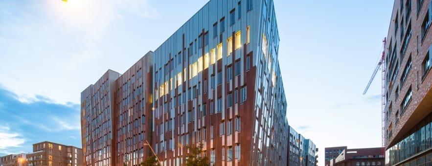 Büro- und Geschäftshaus Sumatrakontor in Hamburg, HafenCity - HIH Real Estate, HIH Vermietung