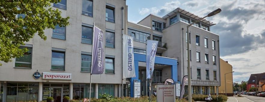 Büroimmobilie Ostendstr. in Nürnberg - HIH Real Estate, HIH Vermietung