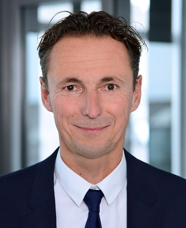 Portraitfoto von Roland Paetzold, Teamleiter Vermietung Region Nord, HIH Real Estate